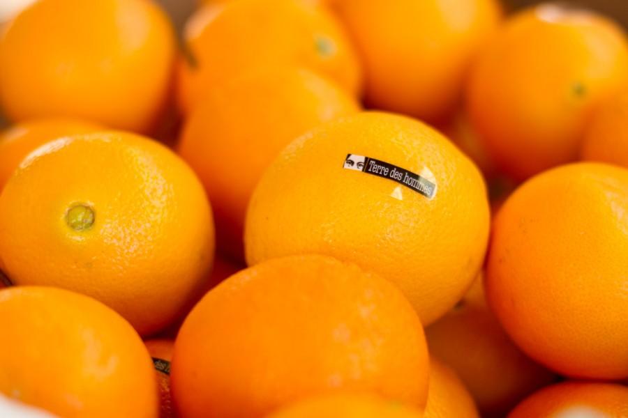 Orangen Terre des hommes - 02